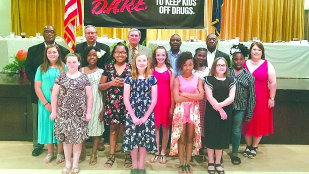D.A.R.E. banquet