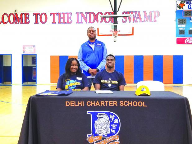 Longino signs with Lakeland