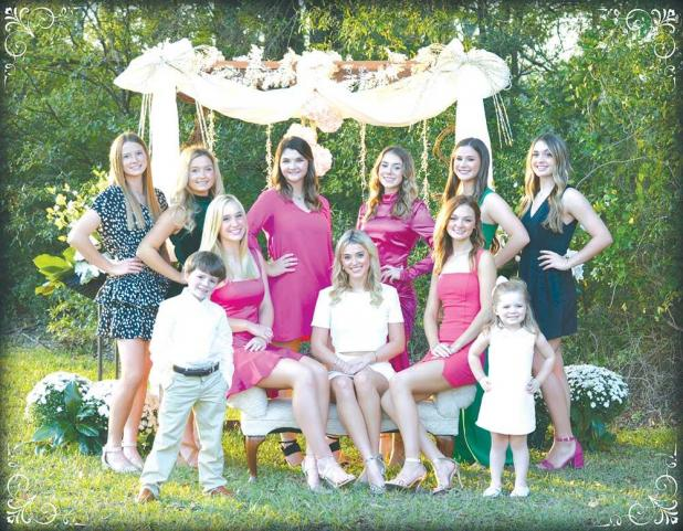 Riverfield Homecoming Court