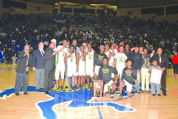 Hornets take championship