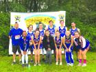 DCS cross country team