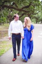 Patrick Johnson and Shannon McDuff
