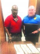 Counterfeit money seized